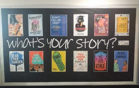 #WeAre204 booklist shines a light on stories that reflect the student body.
