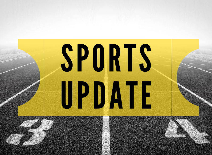 Weekly Sports Update 10/7-10/13