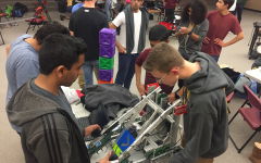 Vlog: Robotics competition at MVHS