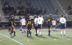 Support of boys' soccer primes up an electrifying game