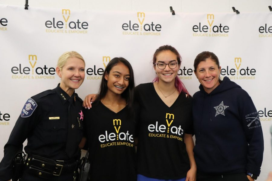 Elevate creates a program to empower young women