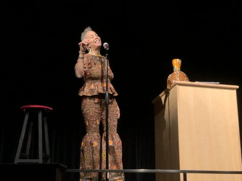 Maggie Brown inspires students and spreads a  legacy