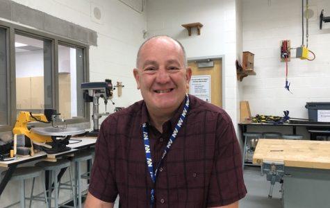 Paul Holba, Technology and Engineering Teacher