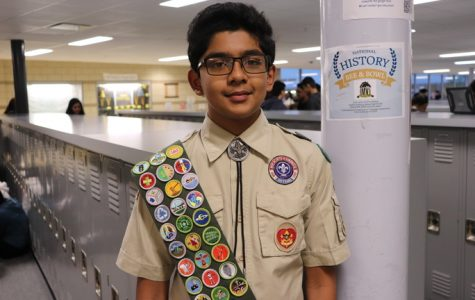 Humans of Metea: Roshan Sirole