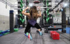 Vlog: Ninja Warrior Maggie Owen shares her skills