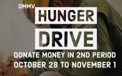 DMMV amps up annual hunger drive
