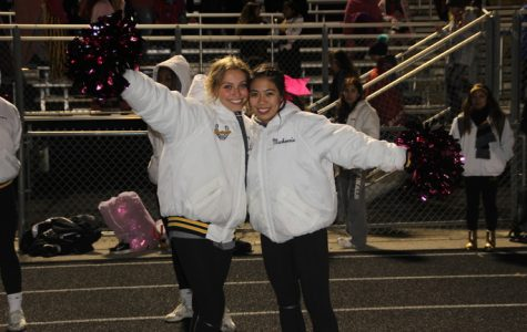 """Gallery: Students show their football spirit with a """"pink out"""" theme"""