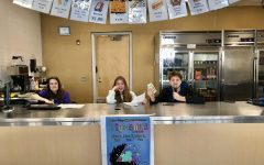 Respect in the lunch room becomes a concern as students harass unsuspecting peers