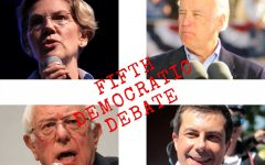 Tensions between Democrats rise in the fifth Democratic Debate