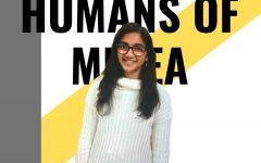 Humans of Metea: Megha Saravanan