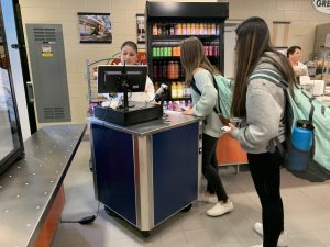 Cafeteria implements new lunch line system to curb theft