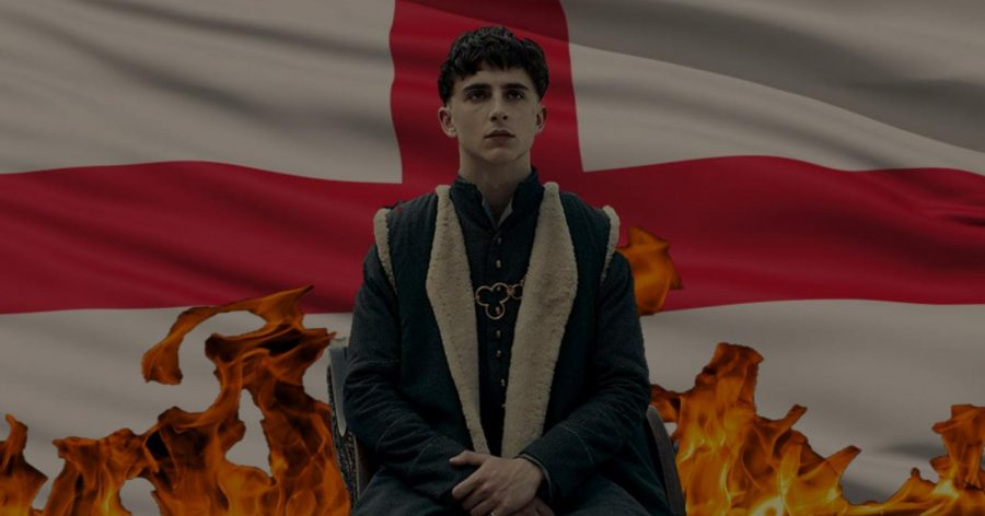 'The King' stands out from similar Netflix films, with help from Timothee Chalamet