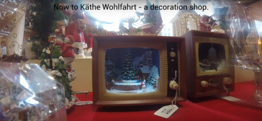 Vlog: Metea students immersed in German-American culture at the Christkindlmarket