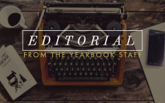 Yearbook Editorial: It's time for a new tradition