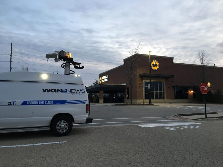 The Buffalo Wild Wings on 75th Street is one out of 20 franchises in the Chicago-land area