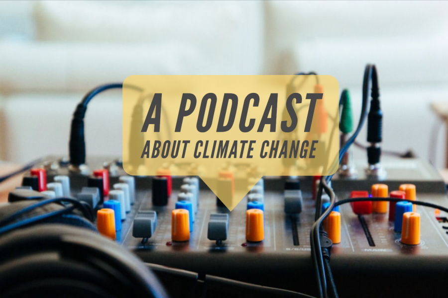 Podcast: What this generation can do to be the change in climate change