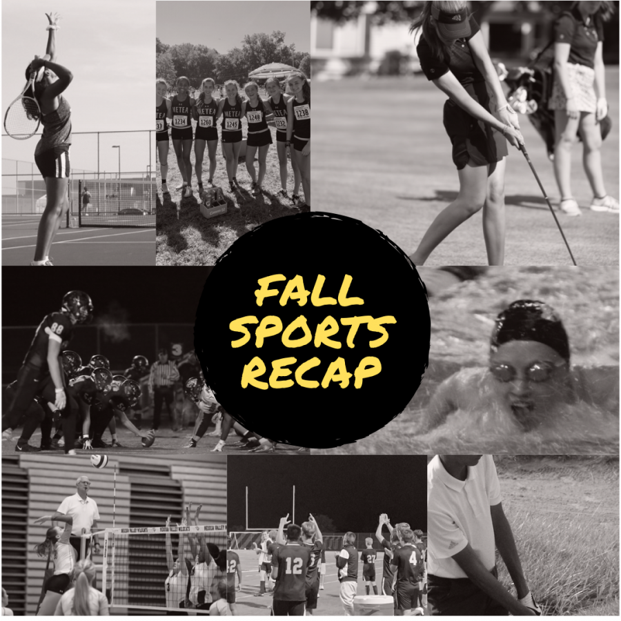 The Mustangs kicked off the schools year with a strong fall sports season. There were nine total sports in the fall.