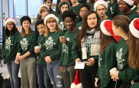 Gallery: Hot chocolate with Marty tradition continues