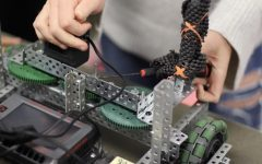 Metea Robotics empowers girls looking toward a STEM career