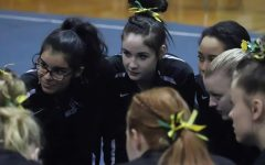 Waubonsie-Metea Valley co-op gymnastics locks a win against Neuqua