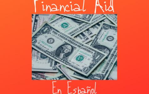 Como la ayuda financiera es un visto para estudiantes yendo para la universidad