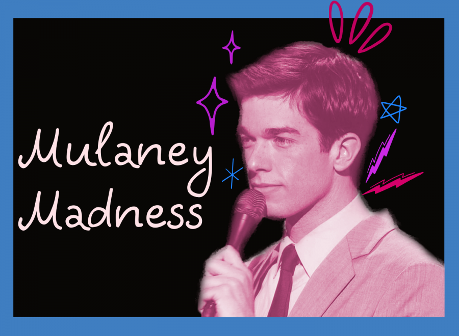 John Mulaney, a stand-up comedian, is well known for his unique style and mannerisms .