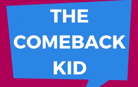 'The Comeback Kid'