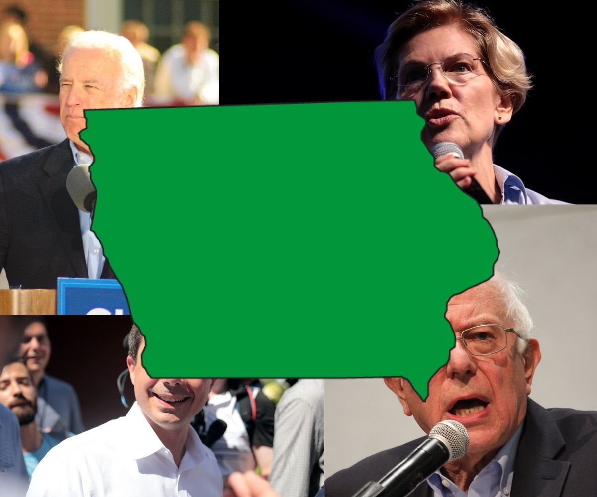 The Iowa Debate stood to define which candidate might take critical early primary states.