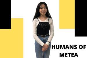 Humans of Metea: Rebecca Li