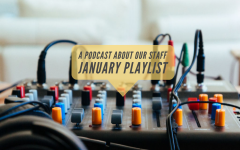 Podcast: January staff playlist
