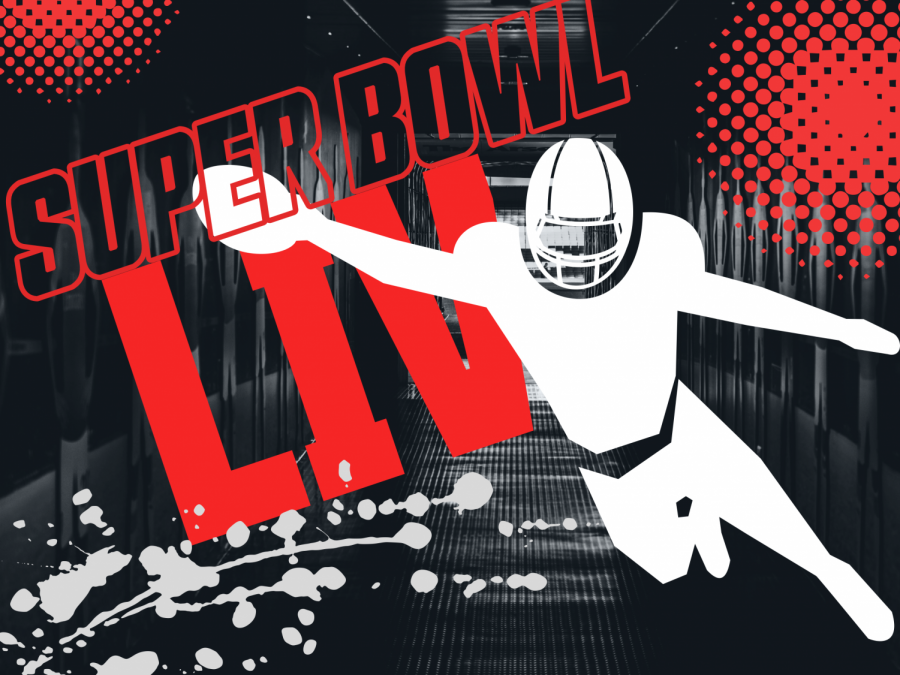 The+sea+of+red-clad+fans+filled+the+Hard+Rock+Stadium+last+night+for+Superbowl+LIV.