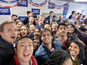 IPSD students experience firsthand chaos of the 2020 Iowa Caucus