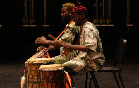 The annual African American History Month show captivates students
