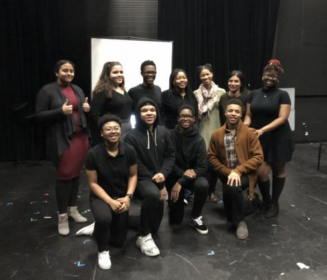 Metea theater department puts on several student directed Winter Scenes