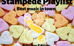 Stampede Staff Playlist: February Edition