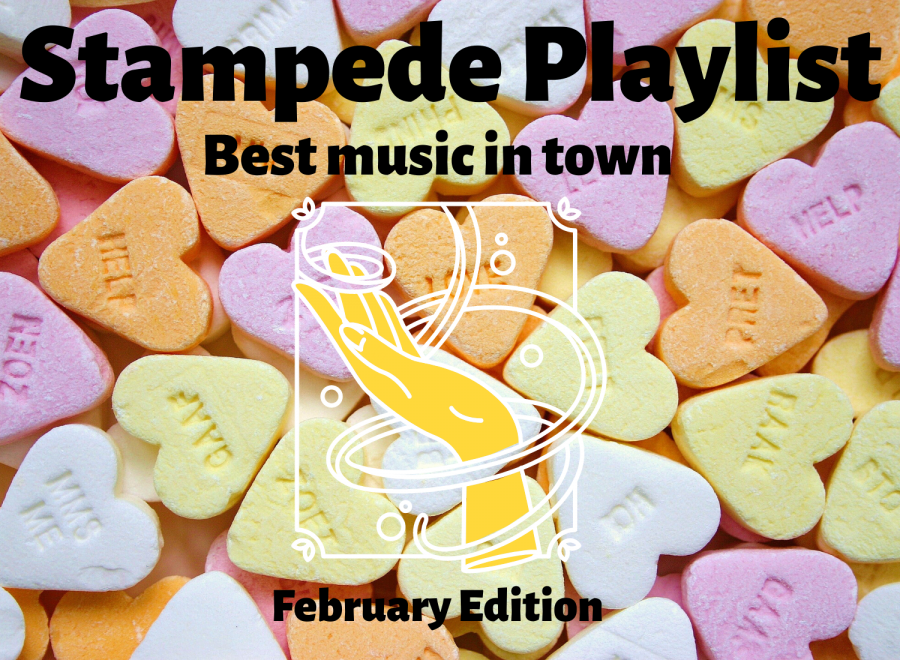 Stampede Staff Playlist: February Edition