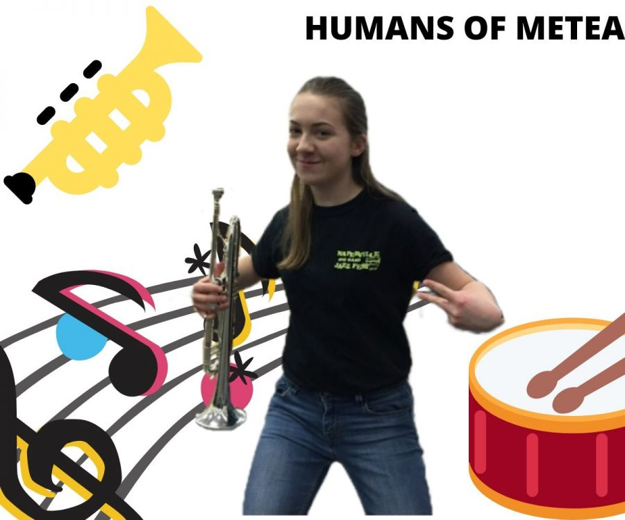 Humans of Metea: All-State Musicians