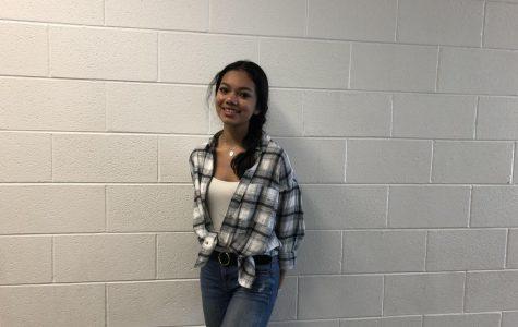 Aryanna Amin, senior