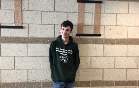 Nicholas Walker, senior