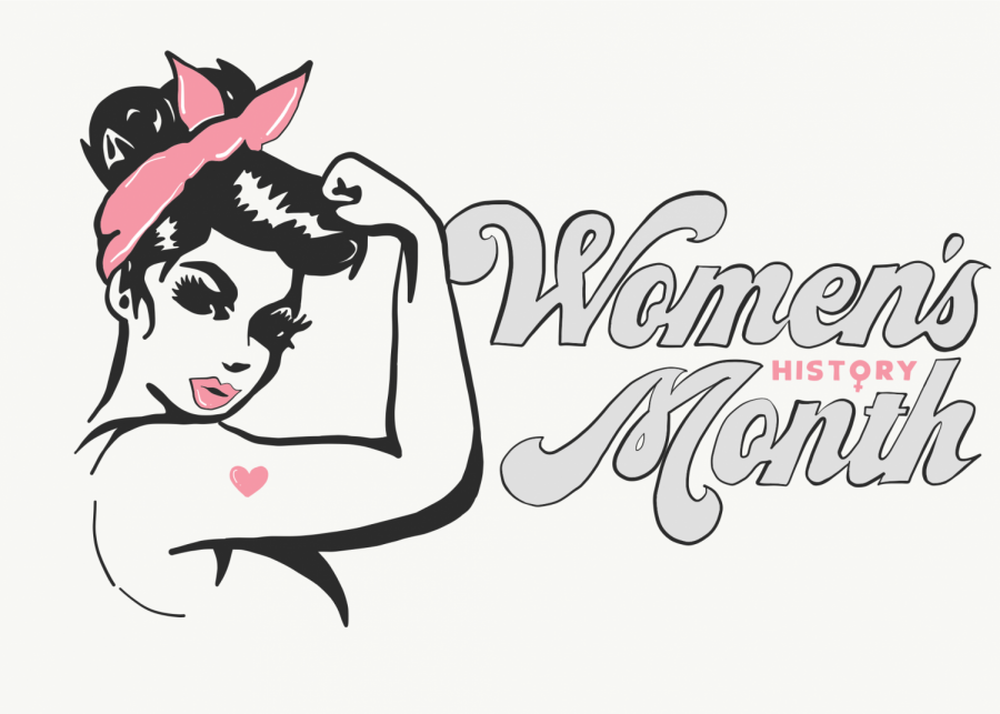 Women demonstrate empowerment throughout history, and celebrate that during Women's Month.