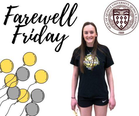 Farewell Friday: Cora Ondrus