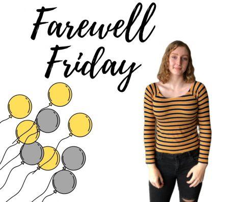 Farewell Friday: Esme Heater