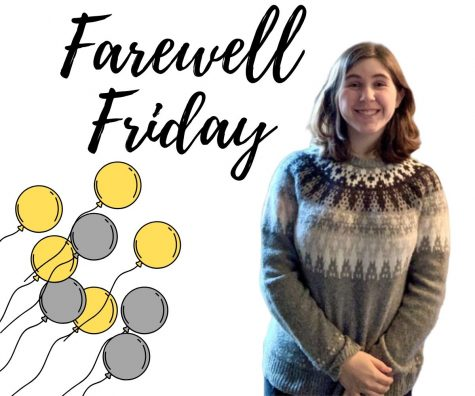 Farewell Friday: Taylor Dobes