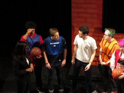Gallery: Improv Senior Night