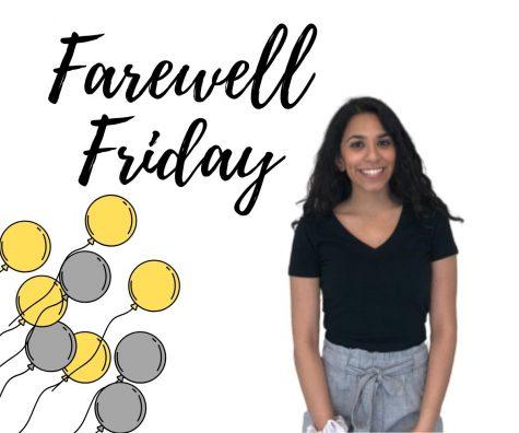 Farewell Friday: Zainab Abbas