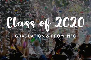 Prom & Graduation Information