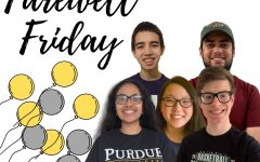 Farewell Friday: Robotics Seniors