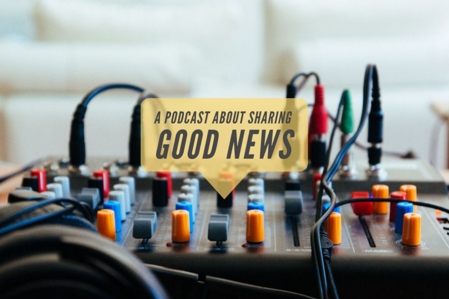 Podcast: Students share good news during quarantine