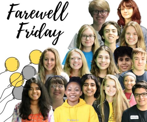 Farewell Friday: Stampede Seniors