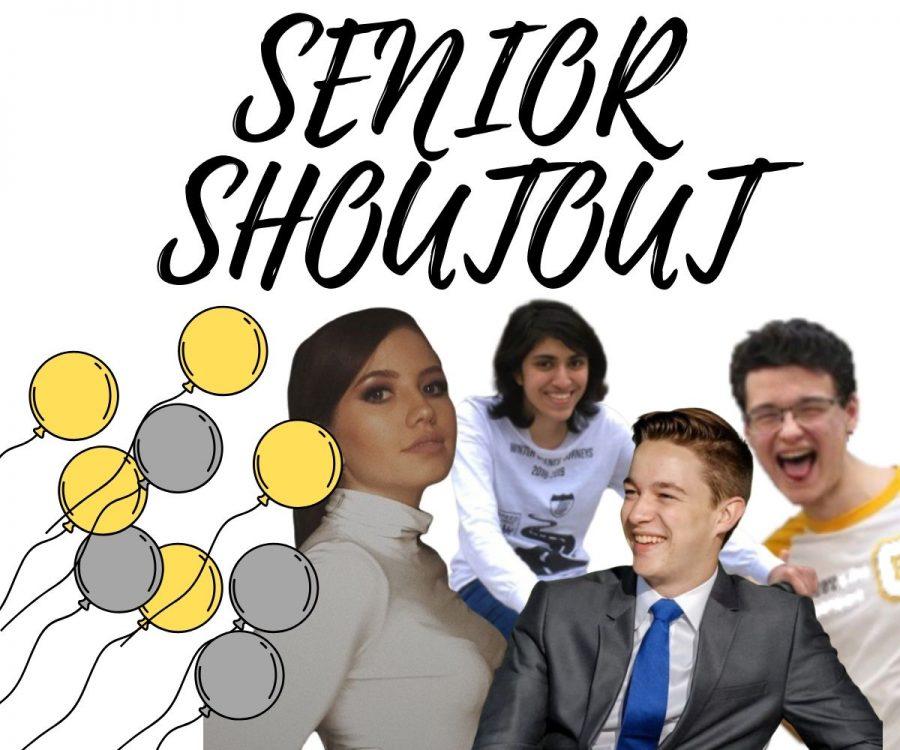 Senior Shoutout: Metea Valley Improv